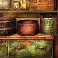 Kitchen - Food - The Cake Chest by Mike Savad