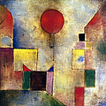 Klee: Red Balloon, 1922 by Granger