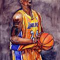 Kobe Bryant by Dave Olsen