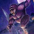 Kong by Ken Meyer jr