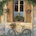 La Bici by Guido Borelli