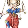 La Justice by Debbie  Diamond