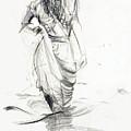 Lady In The Waters by Kerryn Madsen-Pietsch