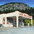 Lake Erie Grocery by Perry Woodfin