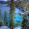 Lake Tahoe Winterscape by Scott McGuire