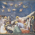 Lamentation by Giotto Di Bondone