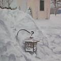 Lantern In The Snow by Lea Novak