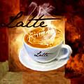 Latte by Lourry Legarde