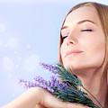 Lavender Spa Aromatherapy  by Anna Omelchenko