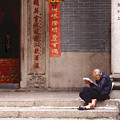 Lazy Day In Hong Kong by Sandra Bronstein