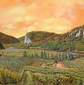 Le Vigne Nel 2010 by Guido Borelli