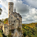 Lichtenstein Castle by Ryan Wyckoff
