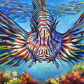 Lion Fish by Nancy Tilles