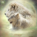 Lion Moon by Carol Cavalaris