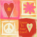 Listen To Your Heart by Linda Woods