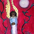 Little Angel by Pilar  Martinez-Byrne