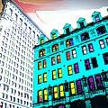 Looking Up by Julie Lueders