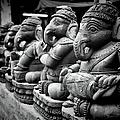 Lord Ganesha by Abhishek Singh & illuminati visuals