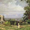 Louveciennes by Camille Pissarro