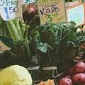 Lovely Kale by Lydia L Kramer