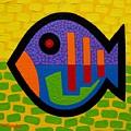 Lucky Fish II  by John  Nolan