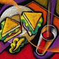 Lunch by Leon Zernitsky