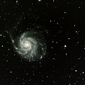 M-101, The Pinwheel Galaxy by A. V. Ley