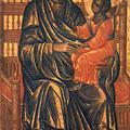 Madonna Icon, 13th Century by Granger
