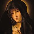 Madonna by Il Sassoferrato