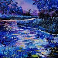 Magic Pond by Pol Ledent