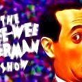 Magical Pee Wee Herman by Paul Van Scott