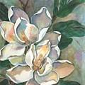 Magnolia Four by Diane Ziemski