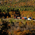 Maine Fall Colors by Gary Cloud