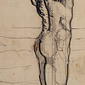 Male Act   Study For The Truth by Ferdninand Hodler