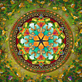 Mandala Evergreen by Bedros Awak