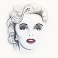 Marilyn Monroe by Devaron Jeffery