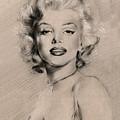 Marilyn Monroe by Ylli Haruni