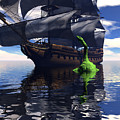 Mariner's Nightmare by Claude McCoy
