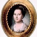 Martha Washington 1731-1802, First Lady by Everett