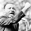 Martin Luther King, Jr., Gesturing by Everett