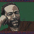 Marvin Gaye  by Suzanne Gee