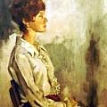 Mary by Helen Hickey