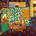 Matisse Interior 1911 by Granger