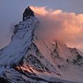 Matterhorn At Dusk by Jetson Nguyen