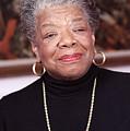 Maya Angelou by Robert Ponzoni