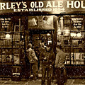 Mcsorley's Old Ale House by Randy Aveille