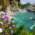 Mcway Falls by Buck Forester