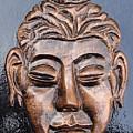 Meditating Buddha by Rajesh Chopra