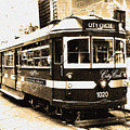 Melbourne Tram by Darren Stein