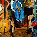 Melting Jazz by Valerie Vescovi